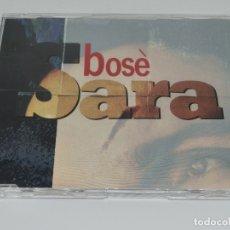 CDs de Música: CD SINGLE - MIGUEL BOSÉ - SARA - 1994 CDSINGLE. Lote 175555765