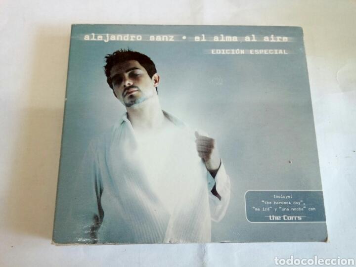 CDS DE ALEJANDRO SANZ EDICIÓN ESPECIAL (Música - CD's Pop)