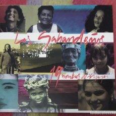 CDs de Música: LOS SABANDEÑOS (19 NOMBRES DE MUJER) CD 1998. Lote 175617733