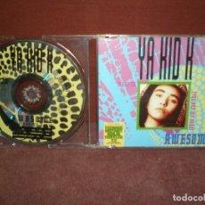 CDs de Música: CD MAXI SINGLE YA KID K / AWESOME - 4 TRACK - CAJA FINA PLASTICO. Lote 175630878