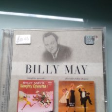 CDs de Música: BILLY MAY ‎– NAUGHTY OPERETTA / PLAYS FOR FANCY DANCIN'. Lote 175649845