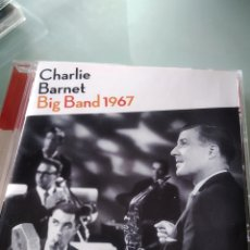 CDs de Música: CHARLIE BARNET ‎– BIG BAND 1967. Lote 175656178