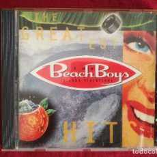 CDs de Música: BEACH BOYS, THE - 20 GOOD VIBRATION GREATEST HITS. Lote 175667575