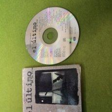 CDs de Música: EL ÚLTIMO DE LA FILA – ASTRONOMÍA RAZONABLE CD ROCK MANOLO GARCIA . Lote 175676064