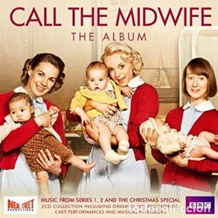 CALL THE MIDWIFE THE ALBUM - NUEVO Y PRECINTADO (Música - CD's Bandas Sonoras)