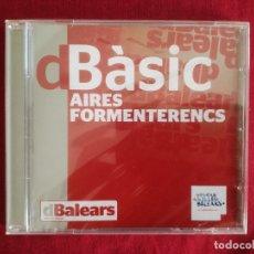 CDs de Música: AIRES FORMENTERENCS - DBSIC - PRECINTAT. Lote 175678205
