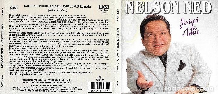 NELSON NED - JESÚS TE AMA (Música - CD's Latina)