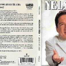 CDs de Música: NELSON NED - JESÚS TE AMA. Lote 175692123