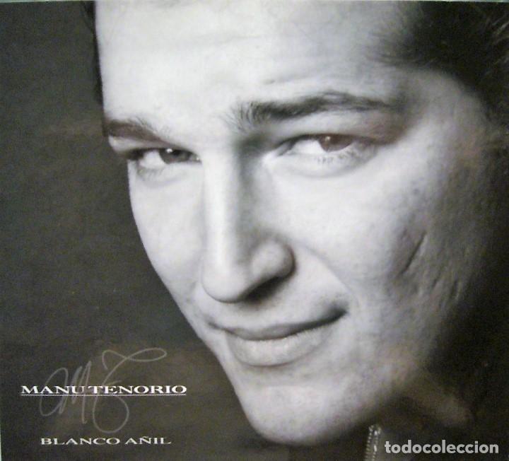 MANU TENORIO - BLANCO AÑIL (Música - CD's Pop)
