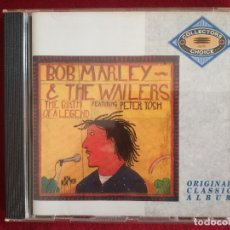 CDs de Música: BOB MARLEY & THE WAILERS, THE BIRTH OF A LEGEND FEATURING PETER TOSH. Lote 175696880