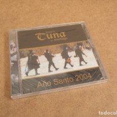 CDs de Música: PASA LA TUNA EN SANTIAGO: ANO SANTO 2004. Lote 175703182