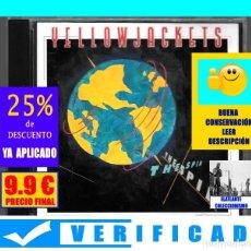 CDs de Música: YELLOWJACKETS - YELLOW JACKETS - THE SPIN - 1989 - JAZZ FUSIÓN SMOOTH JAZZ - 9.90 € - BUEN ESTADO. Lote 175722934