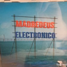CDs de Música: MADREDEUS - ELECTRONICO (CAPITOL RECORDS 07243 539895 2 1) (D:NM). Lote 142628894