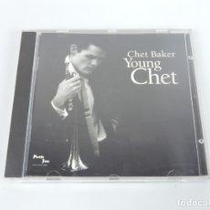 CDs de Música: CHET BAKER YOUNG CHET CD. Lote 175750889