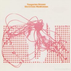 CDs de Música: TANGERINE DREAM ELECTRONIC MEDITATION 1970. Lote 175760227