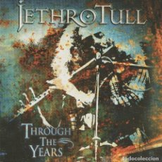 CDs de Música: JETHRO TULL THROUGH THE YEARS 1997 CD EMI GOLD COLLECTION. Lote 175762178