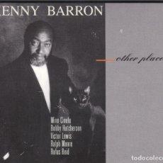 CDs de Música: KENNY BARRON - OTHER PLACES - CD DIGIPACK. Lote 175763078