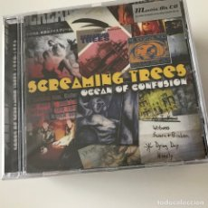 CDs de Música: SCREAMING TREES - OCEAN OF CONFUSION - SONGS 1990-1996 (2005) - CD MUSIC ON CD 2018 NUEVO. Lote 175772843