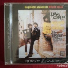 CDs de Música: DIANA ROSS AND THE SUPREMES, LOVE CHILD - MOTOWN. Lote 175788023