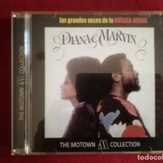 CDs de Música: DIANA ROSS & MARVIN GAYE - MOTOWN. Lote 175788775
