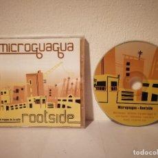 CDs de Música: CD ORIGINAL - MICROGUAGUA - REGGAE - ROOTSIDE EL DE LA CALLE. Lote 175815298