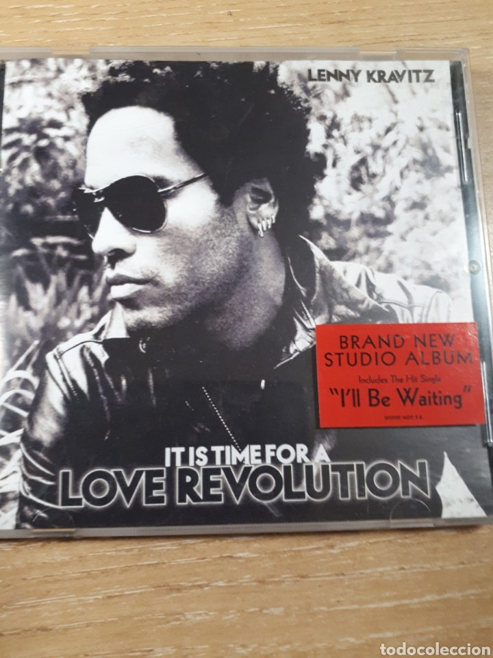 LENNY KRAVITZ IT IS TIME FOR A REVOLUTION (Música - CD's Rock)