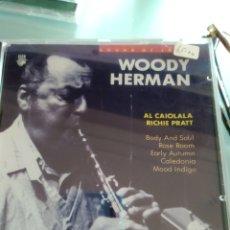 CDs de Música: WOODY HERMAN – THE SOUND OF JAZZ. Lote 175819202