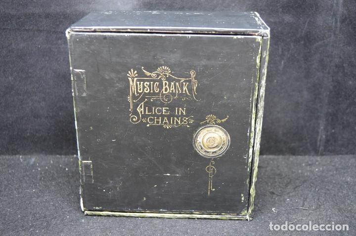 ALICE IN CHAINS - MUSIC BANK - 4 CD BOX SET (Música - CD's Rock)