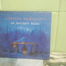 CDs de Música: LOREENA MCKENNITT - AN ANCIENT MUSE CD ALBUM 2006. Lote 175858615