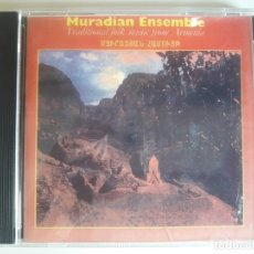 CDs de Música: CD MURADIAN ENSEMBLE - TRADITIONAL MUSIC FROM ARMENIA. Lote 175859539