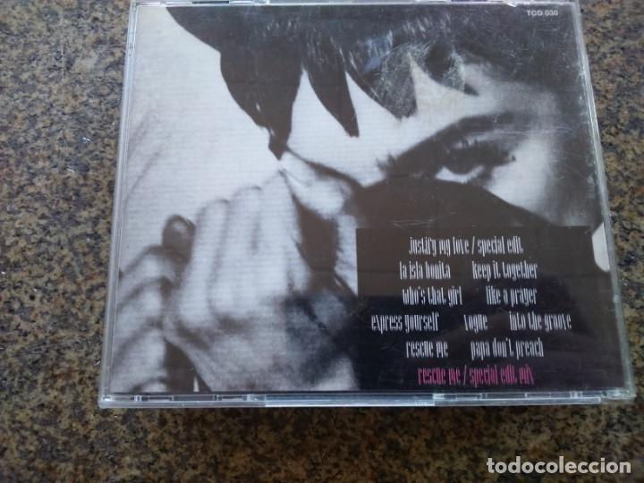 CDs de Música: CD -- MADONNA -- BOY TOY -- 11 TEMAS -- - Foto 2 - 175861209