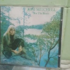 CDs de Música: JONI MITCHELL - FOR THE ROSES CD ALBUM 1972 PEPETO. Lote 175872538