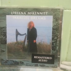 CDs de Música: LOREENA MCKENNITT - PARALLEL DREAMS - CD + DVD EDICION LIMITADA /1989 / 2004 - PEPETO. Lote 175872662