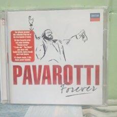 CDs de Música: PAVAROTTI - PAVAROTTI FOREVER - 2 CD 2007 . Lote 175873525