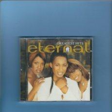 CDs de Música: CD - ETERNAL - GREATEST HITS. Lote 175887748