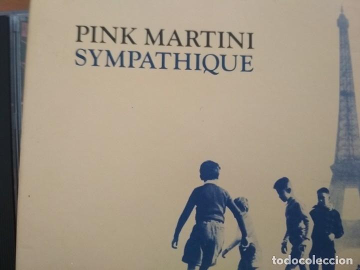 PINK MARTINI SYMPATHIQUE CD (Música - CD's Rock)