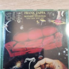 CDs de Música: FRANK ZAPPA ONE SIZE FITS ALL. Lote 175905714