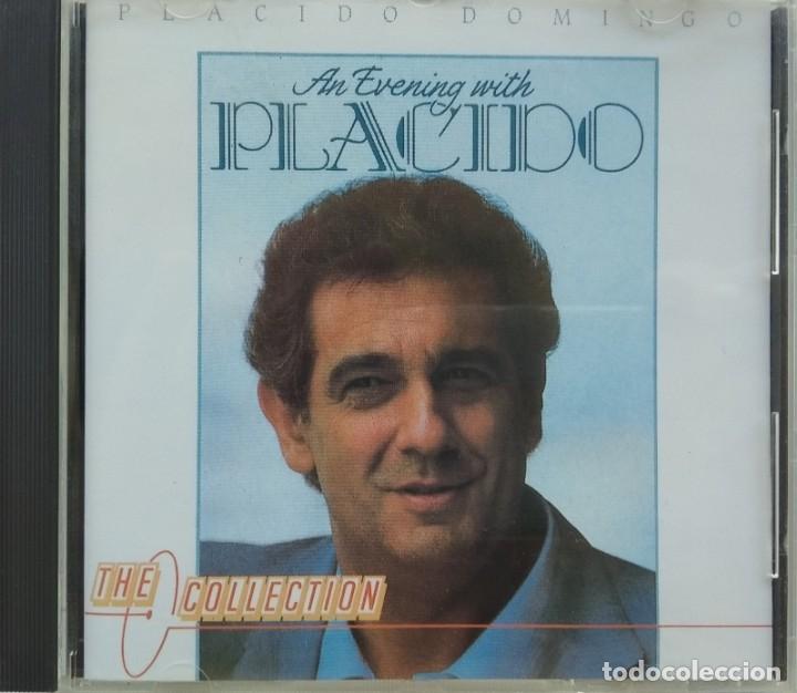 PLACIDO DOMINGO / CD MPO 1998 (Música - CD's Melódica )