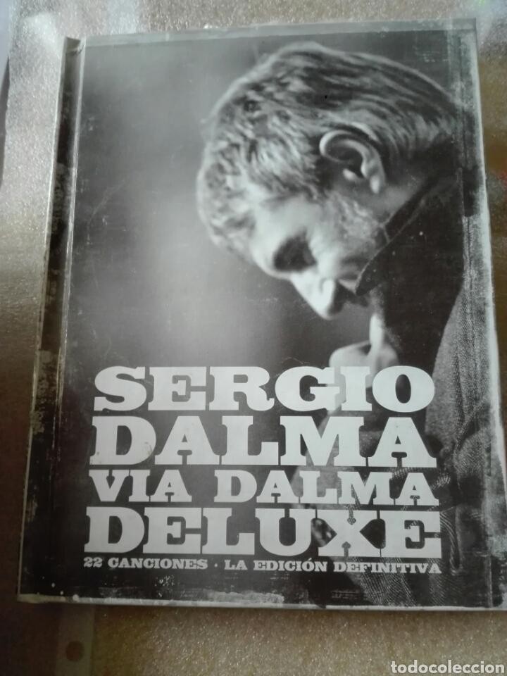 Sergio Dalma Via Dalma Deluxe 22 Cancione Comprar Cds De Música Pop En Todocoleccion 175923373