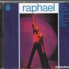 CDs de Música: RAPHAEL (HISTORIA DEL POP ESPAÑOL) CD HISPAVOX DE 1997 RF-1423 , PERFECTO ESTADO. Lote 175936987