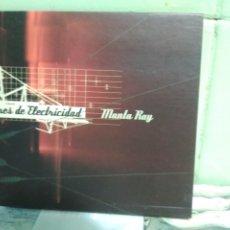 CDs de Música: CD MANTA RAY TORRES DE ELECTRICIDAD NACHO VEGAS PEPETO. Lote 175945487