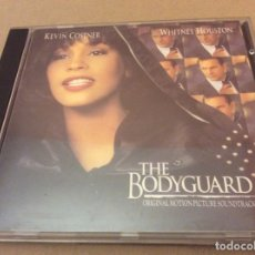 CDs de Música: THE BODYGUARD - ORIGINAL MOTION PICTURE SOUNDTRACK.. Lote 175945893