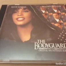 CDs de Música: THE BODYGUARD - ORIGINAL MOTION PICTURE SOUNDTRACK.. Lote 175945992