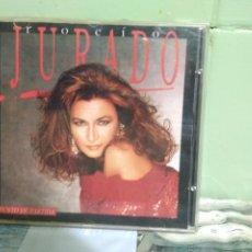CDs de Música: ROCIO JURADO (PUNTO DE PARTIDA) CD 1989 - 1ª EDICIÓN SIN CODIGO DE BARRAS PEPETO. Lote 175946247