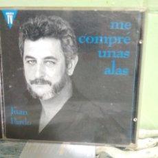 CDs de Música: JUAN PARDO CD ME COMPRÉ UNAS ALAS 1991 HISPAVOX COMO NUEVO¡¡. Lote 175946550
