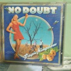 CDs de Música: NO DOUBT TRAGIC KINGDOM CD ALBUM DEL AÑO 1995 ESPAÑA GWEN STEFANI CONTIENE 14 TEMAS PEPETO. Lote 175946615