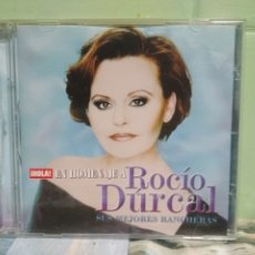 CDs de Música: EN HOMENAJE A ROCÍO DÚRCAL / REVISTA HOLA / CD-SONY / 5 TEMAS /. Lote 175947367