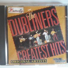 CDs de Música: CD THE DUBLINERS - GREATEST HITS. Lote 175974783