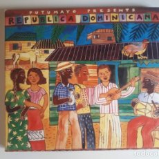 CDs de Música: CD PUTUMAYO PRESENTS REPUBLICA DOMINICANA. Lote 175975839