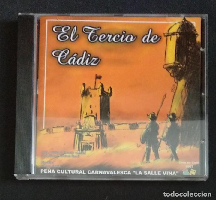 CDs de Música: Lote 2 CD coros 2006 y 2007 CARNAVAL CÁDIZ - Foto 5 - 175990862